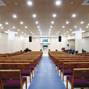 새삶침례교회